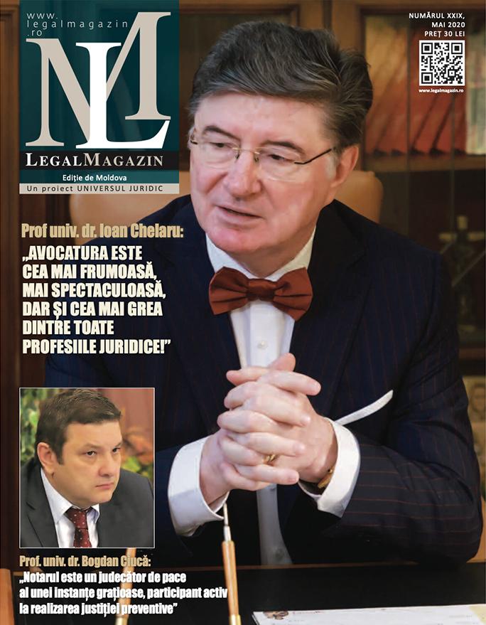 Revista Legal Magazin editia 29