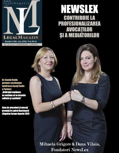 Revista Legal Magazin editia 30
