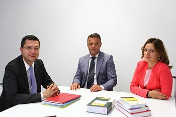 Milena Nistorescu, Radu Somlea, Radu Moisin
